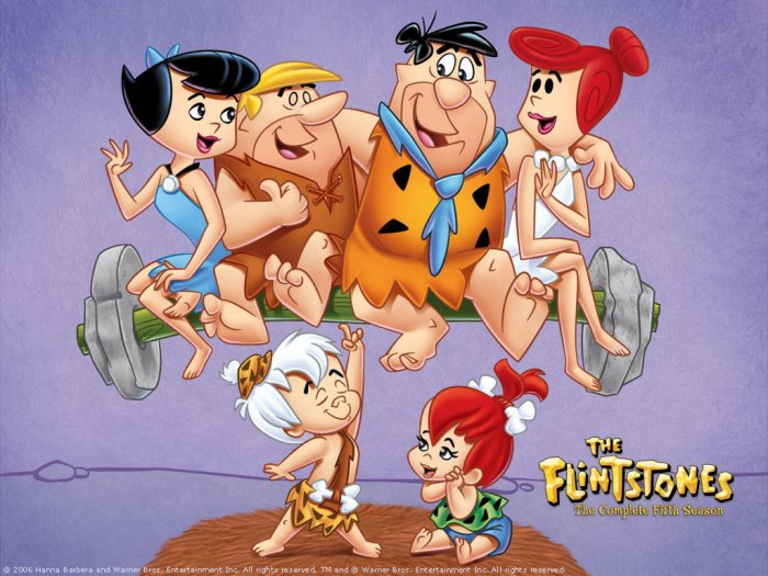 The Flintstones Hanna Barbera/ Warner Brothers