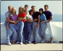 "Cast of ""Beverly Hills, 90210"" Fox"