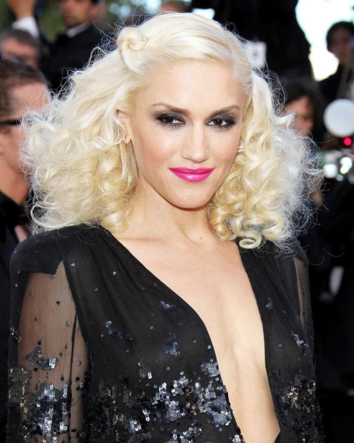 Gwen Stefani at the 2011 Cannes Film Festival WENN