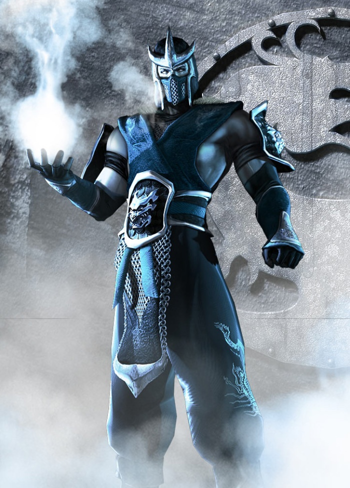 Sub Zero Warner Brothers Deceptions