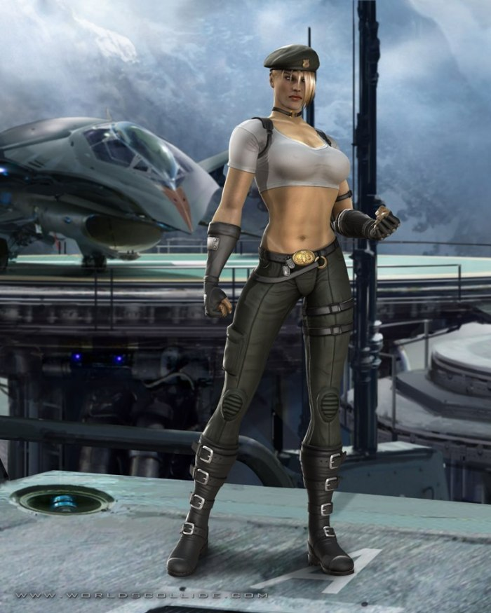 Sonya Blade Warner Brothers Entertainment
