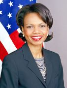Official portrait of Condoleezza Rice Department of State