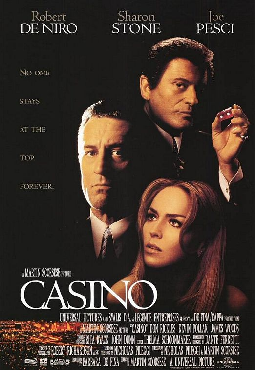 "1995's ""Casino"" by Martin Scorsese"