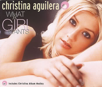 """What A Girl Wants"" by Christina Aguilera RCA"
