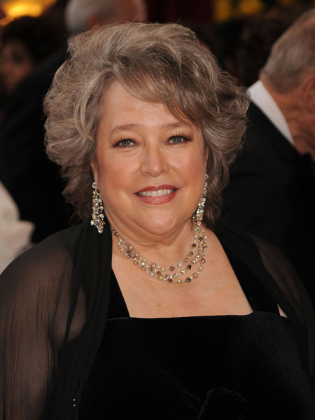 Kathy Bates at the 2010 Academy Awards Getty Images