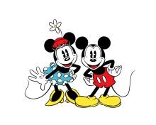 Mickey and Minnie Mouse Walt Disney Company