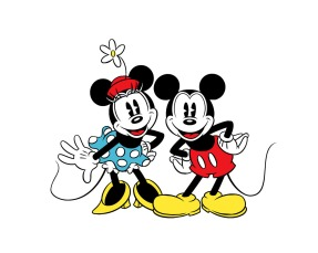 Mickey and Minnie Mouse Walt Disney Company