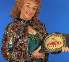 The Fabulous Moolah WWE