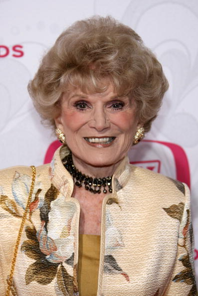 Shirley Mitchell at the 2007 TV Land Awards Frazer Harrison/Getty Images