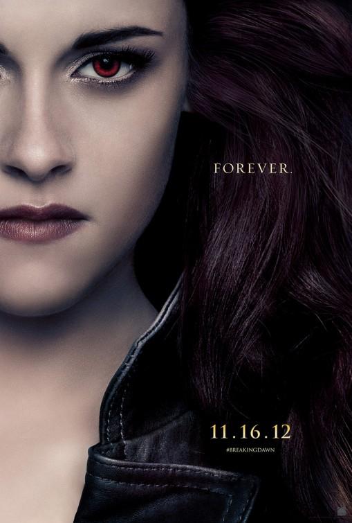 """Kristen Stewart at Isabella """"Bella"""" Swan Lionsgate/Summit Entertainment"""