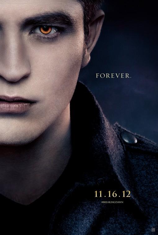 Robert Pattinson at Edward Cullen Lionsgate/Summit Entertainment