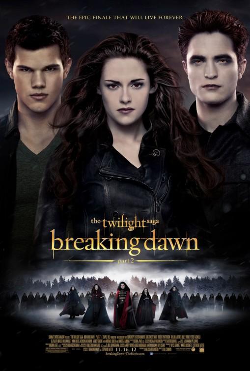 """The Twilight Saga: Breaking Dawn - Part 2"" Lionsgate/Summit Entertainment"