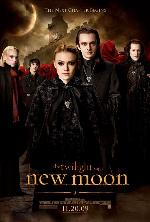 "The Volturi in ""The Twilight Saga: New Moon"" Summit Entertainment"