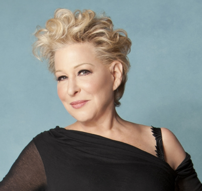 Bette Midler Getty Images