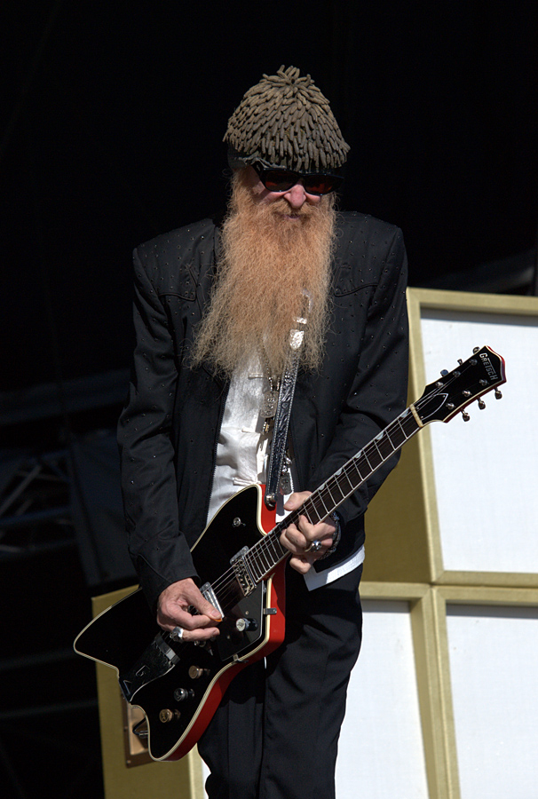 Billy Gibbons Photo Credit: Antti Salonen