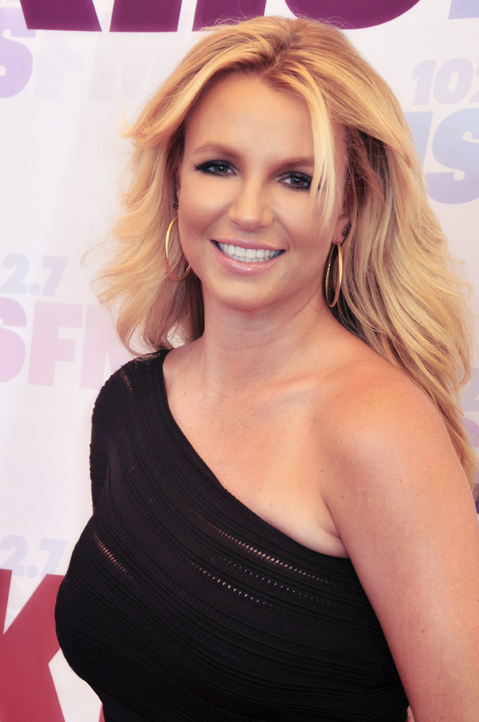 Britney Spears Glenn Francis