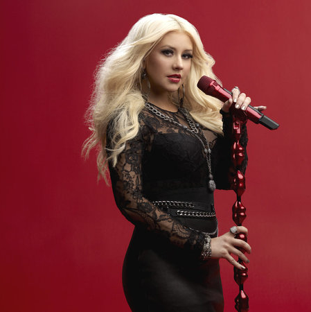 Promo Picture of Christina Aguilera for