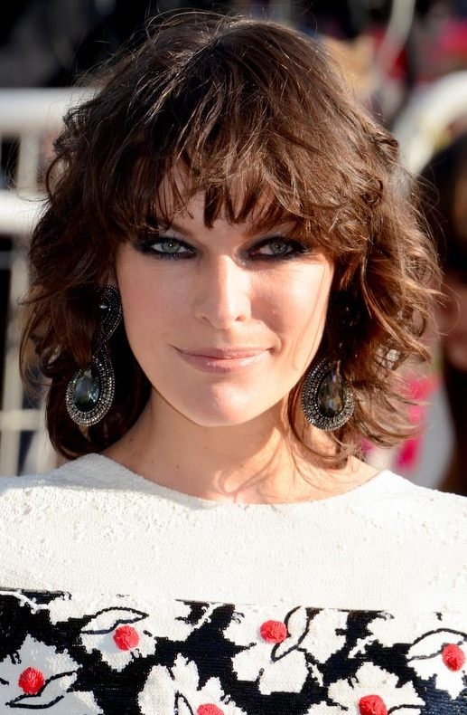 Milla Jovovich  Getty Images