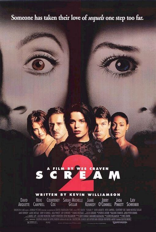 Scream 2 Dimension Films