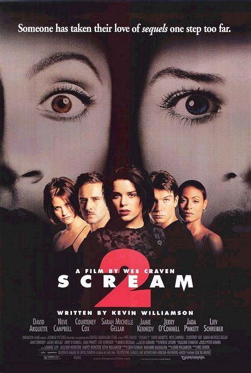 Scream 2 Dimension Films