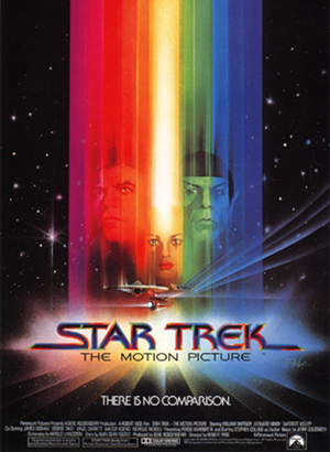 """Star Trek: The Motion Picture"" Paramount Picture"