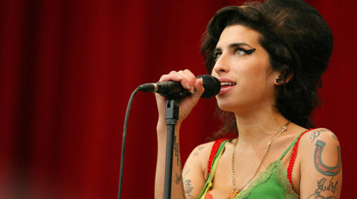 Amy Winehouse Getty Images