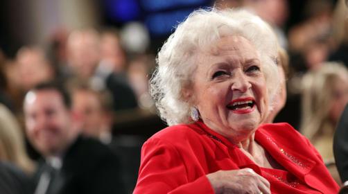 Betty White 2014 On January 17 B...