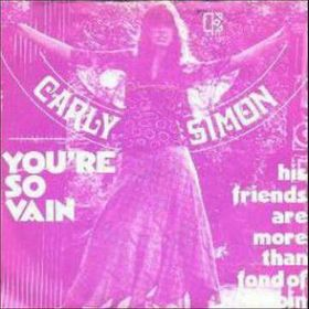 """You're So Vain"" by Carly Simon Warner Music Group"