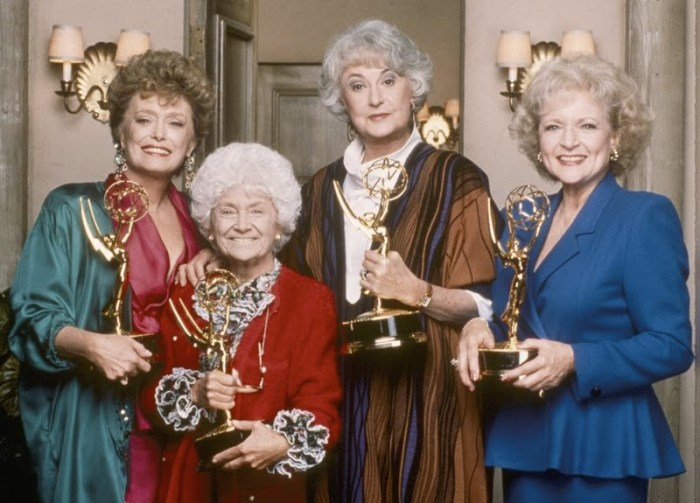 """The cast of """"The Golden Girls"""" are one of at least three sitcoms, alongside """"All in the Family"""" and """"Will & Grace,"""" in which all the main actors have won an Emmy Award. AP Photo / Touchstone Television"""