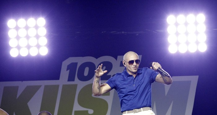 Pitbull 102.7 KIIS FM