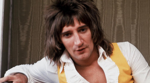Rod Stewart  Getty Images