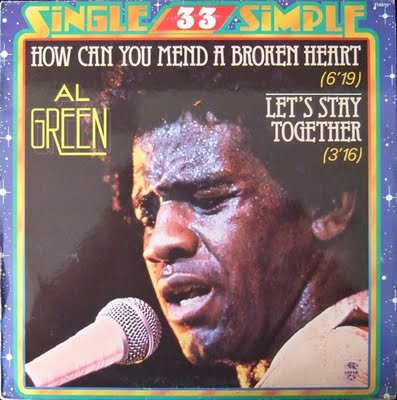 """Let's Stay Together"" - Al Green Hi Records / Fat Possum Records"