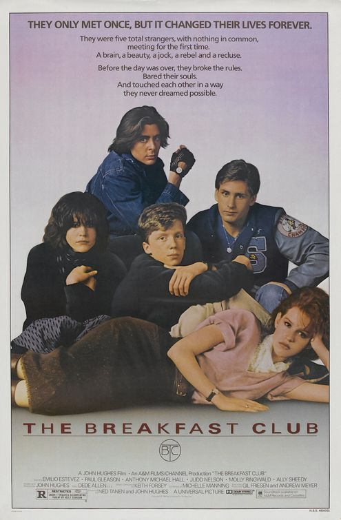"""The Breakfast Club"" Universal Studios"