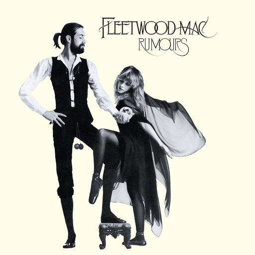 "Fleetwood Mac - ""Rumours"" Warner Brothers"