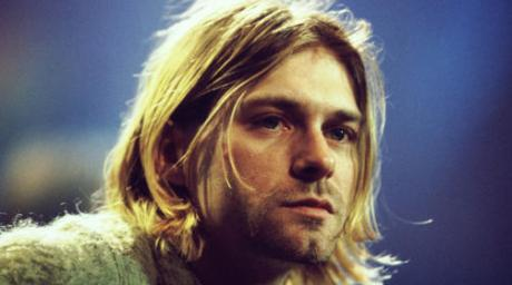Kurt Cobain Getty Images