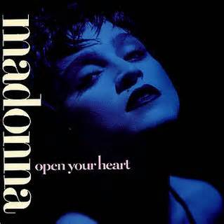 """""""Open Your Heart"""" by Madonna Warner Brothers Records"""
