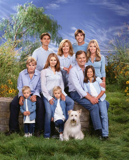 "Cast of ""7th Heaven"" CBS Television Distribution"
