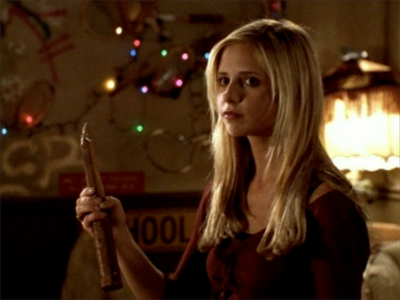 Sarah Michelle Gellar as Buffy Summers 20th Century Fox Television