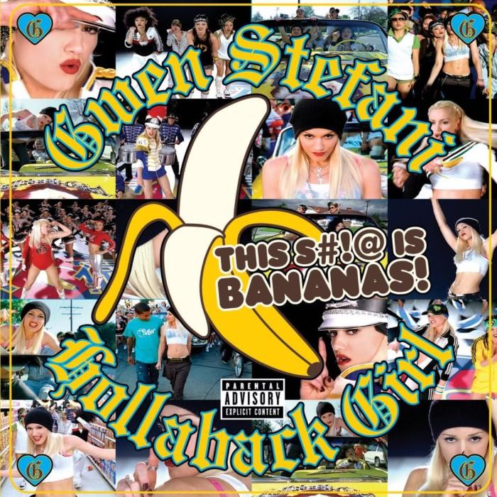 """""""Hollaback Girl"""" - Gwen Stefani Interscope Records"""