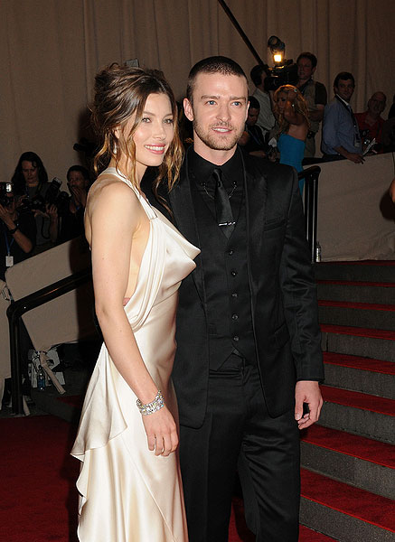 Jessica Biel and Justin Timberlake Janet Mayer / PR Photos