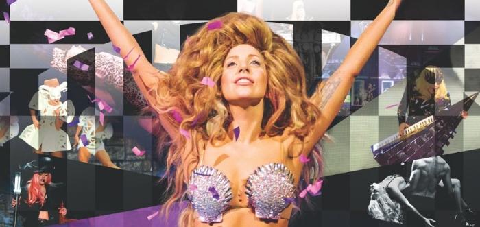 Lady Gaga via www.ladygaga.com