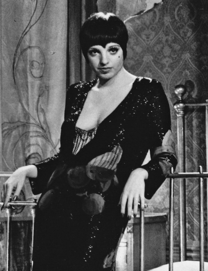 "Liza Minnelli as Sally Bowles in ""Cabaret""  Allied Artists"