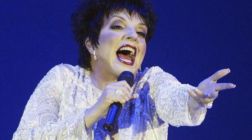 Liza Minnelli  Getty Images