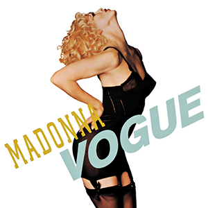 """Vogue"" - Madonna Sire Records / Warner Brothers Records"