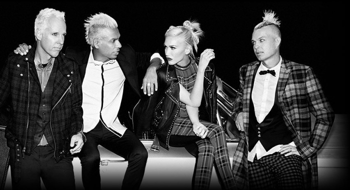 No Doubt via www.nodoubt.com