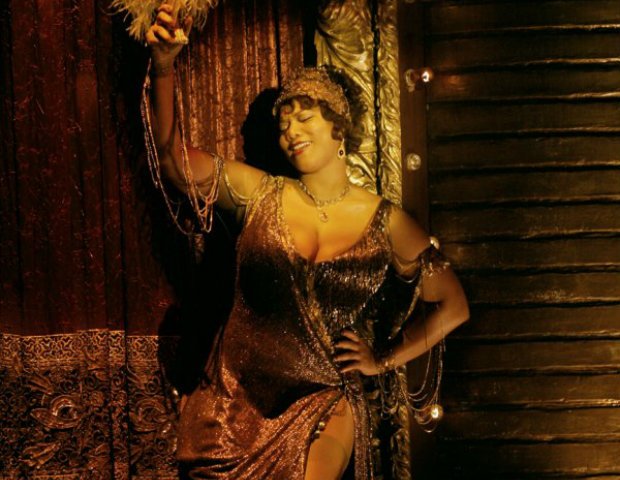 Queen Latifah as Mama Morton in