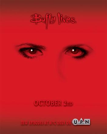 "UPN ""Buffy lives"" Promo United Paramount Network / 20th Century Fox Television"