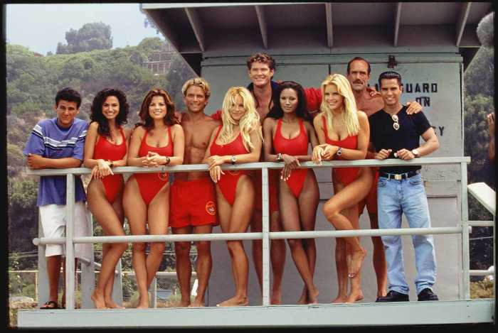 "Cast of ""Baywatch"" All American Television / FremantleMedia"
