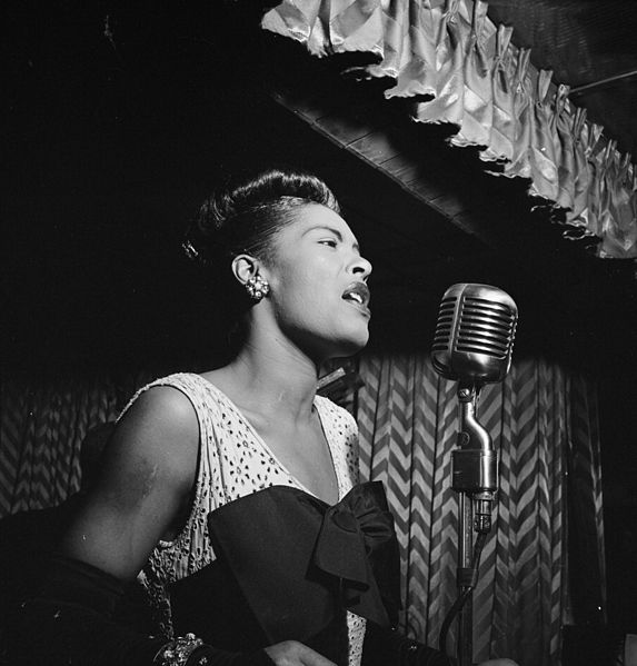 Billie Holiday  United States Library of Congress's Music Division