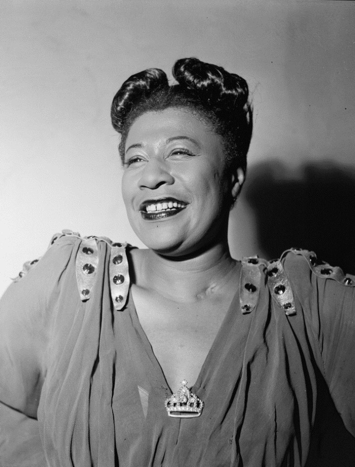 Ella Fitzgerald  The Library of Congress / William P. Gottlieb